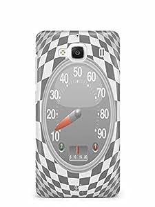 YuBingo Speedometer Designer Mobile Case Back Cover for Xiaomi Redmi 2 Prime