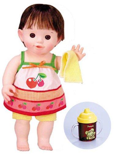 ぽぽちゃん お人形 お風呂も ! お部屋も ! いっしょぽぽちゃん