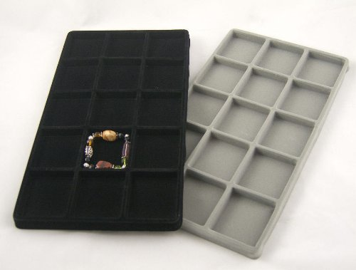 15 Compartment Tray Insert (BD96-15) - full size