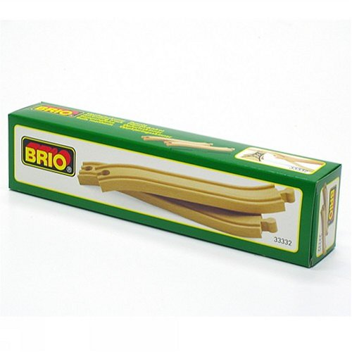 Brio – 33332 – Circuits de train en bois – Rails  ~ Brio Train Bois