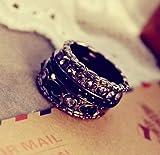 (ココ)COCO Jewelry ジュエリー アンティーク レトロ 指輪 リング 5個 セット 指輪 アクセサリー