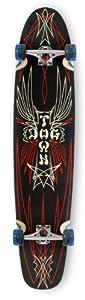Dogtown DT Pinstripe Complete Skateboard