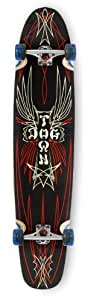 Dogtown DT Pinstripe Complete Skateboard