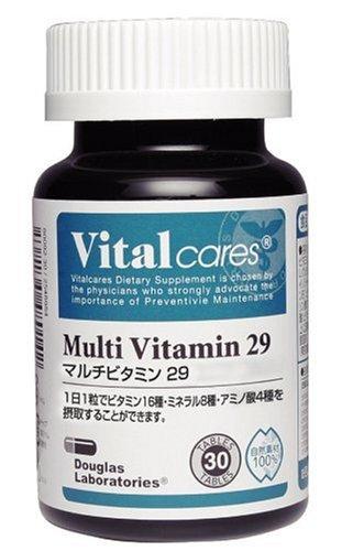 ダグラス マルチビタミン29 30粒