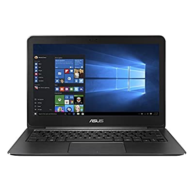 Asus UX305UA-FB004T 13.3-inch Laptop (Core i7-6500U/8GB/512GB/Windows 10/Intel HD Graphics), Black