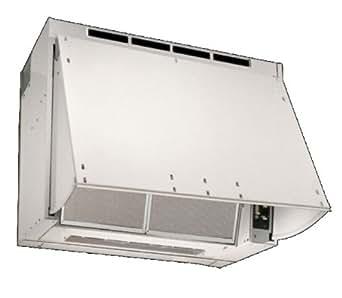Roblin 5101007 Hotte Telescopique Escamotable Blanc