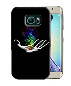 PrintFunny Designer Printed Case For SamsungS6EdgePlus