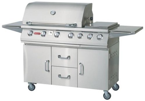 7 Burner Premium Gas Grill