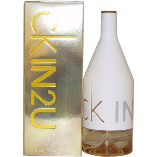 Calvin Klein CK IN2U Eau De Toilette Spray for Women 150 ml