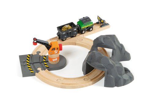 BRIO 33049 Gold Mountain Set