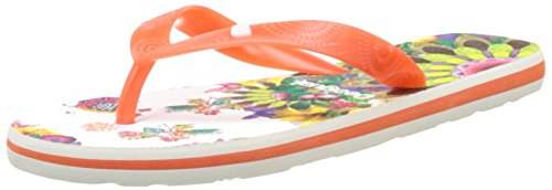 DesigualShoes_flip Flop 10 - Flip Flop donna, Arancione (3074), 38 EU