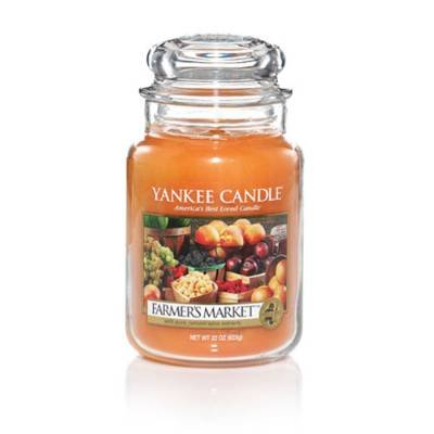 Farmers Market - 22oz Yankee Candle Jar