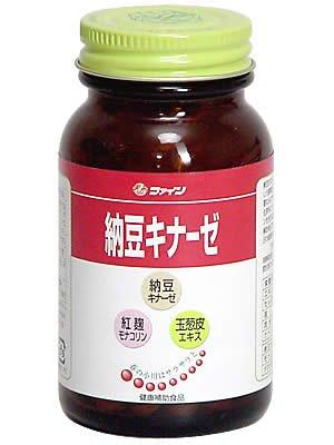 ファイン 納豆キナーゼ 60g