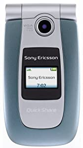 Sony Ericsson Z500a Phone (AT&T)