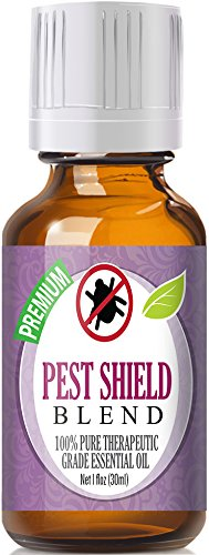 Pest Shield Essential Oil Blend 100% Pure, Best Therapeutic Grade - 30ml - Comparable to DoTerra's TerraShield Essential Oil Blend