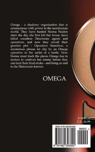 Omega: The Girl in the Box, Book Five