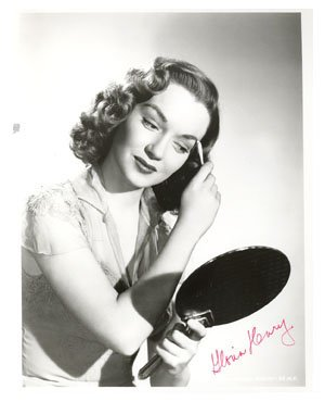 Gloria Henry 8x10 Autographed Photo at Amazon's Entertainment