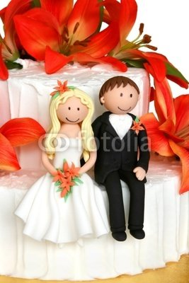 Wallmonkeys Peel and Stick Wall Decals - The Happy Couple - 18