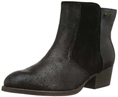 Emu Australia Womens Hepburn Chelsea Boots W10790 Black 5 UK, 38 EU, 7 US, Regular