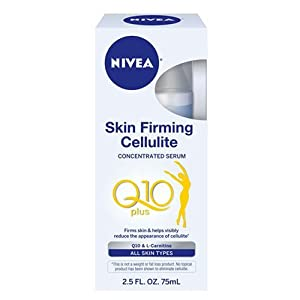 Nivea Good Bye Cellulite Serum, 2.5-ounce Tube (2 Pack)