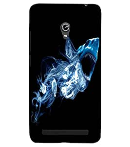 ASUS ZENFONE 6 A601CG WHALE Back Cover by PRINTSWAG