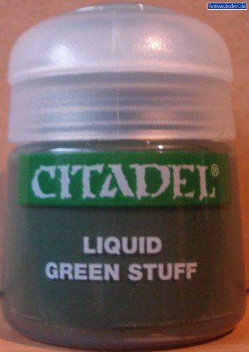 Citadel Technical: Liquid Green Stuff (2012)