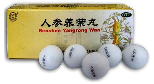 Thé de Kungfu pilules toniques Ginseng (Ren Shen