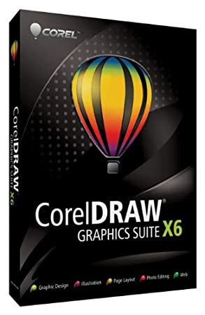 CorelDRAW Graphics Suite X6 Upgrade
