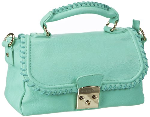 Paul & Joe Sister Borsa Messenger Fisha,  Azzurro - Türkis (56), Fisha