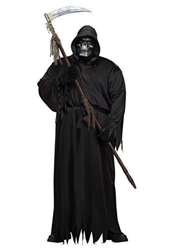 Adult (Adult Demon Of Doom Plus Size Costumes)