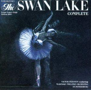 Tchaikovsky, Fedotov, Kirov Orchestra - Tchaikovsky: Swan