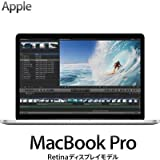 APPLE MacBook Pro with Retina Display (15.4/2.4GHz QC i7/8/256/HDMI) ME664J/A