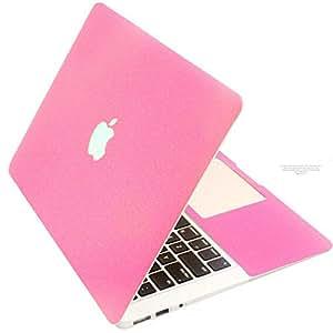"13.3"" PVC Full Body Guard Sticker Skin Protector For Apple MacBook Pro Retina (Color: pink)"