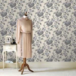 Home Of Colour - Nostalgia - Wallpaper - Cream by New A-Brend