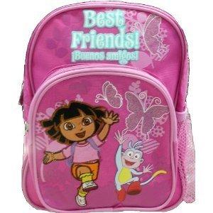 Dora The Explorer Backpack - Dora And Boots Mini Backpack