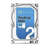 【国内正規代理店品】 Seagate 内蔵HDD Desktop HDDシリーズ (2TB / 3.5