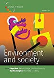 img - for Environment and Society - Volume 4: Human-Animal Relations book / textbook / text book