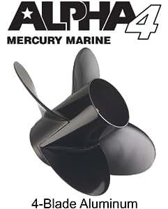Mercury Alpha 4 Blade Prop Propeller 15 X 16