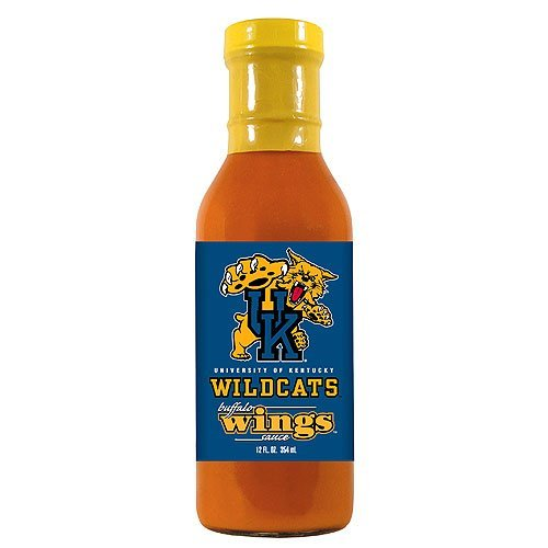 kentucky-wildcats-ncaa-buffalo-wings-sauce-12oz-by-hot-sauce-harrys