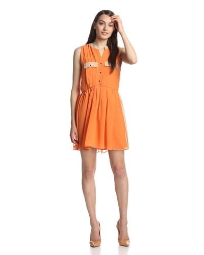 W118 by Walter Baker Women's Judith Pleated Dress