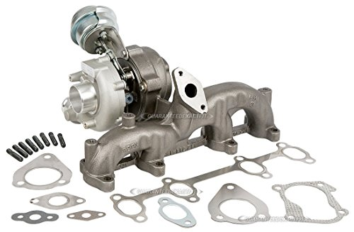 New Turbo Kit With Premium Quality Turbocharger & Gaskets For Vw 1.9L Tdi Alh - BuyAutoParts 40-80103IK New (Turbo Kit For Jetta compare prices)