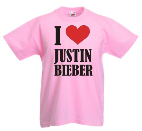 i love justin bieber t shirts. I Love Justin Bieber T-Shirt