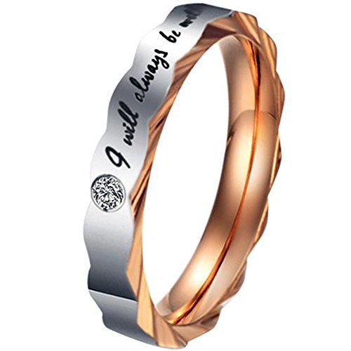 Women - Size 7 - Men's Women's Stainless Steel Love