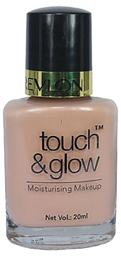 Revlon Touch and Glow Moisturising Makeup, Golden Mist
