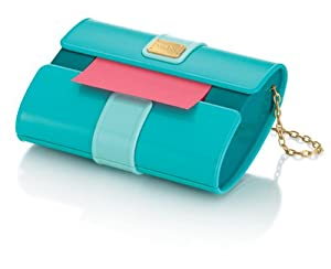 Post-it Pop-up Notes Dispenser for 3 x 3-Inch Notes, Clutch Purse style