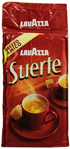 Lavazza Caffe' Suerte Pienaroma 250Gr