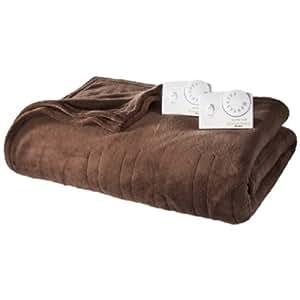 Biddeford Micro Plush Heated Blanket- Full