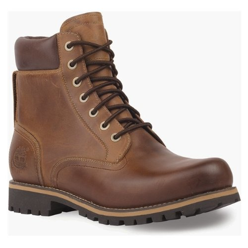 Timberland Earthkeepers Rugged 6 Inch Brown Mens Boots Size