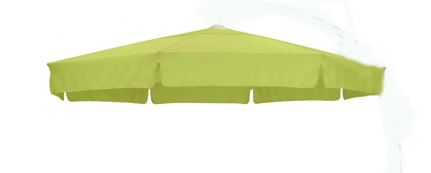 SUN GARDEN EASY SUN PARASOL Ersatzbezug ø 350cm  Lime(Apfelgrün)Überprüfung und Beschreibung