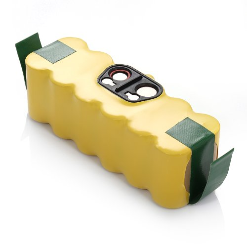 14.4V 3000Mah Ni-Cd Replacement Battery For Roomba 500 510 530 532 535 540 570 580 Series front-584580
